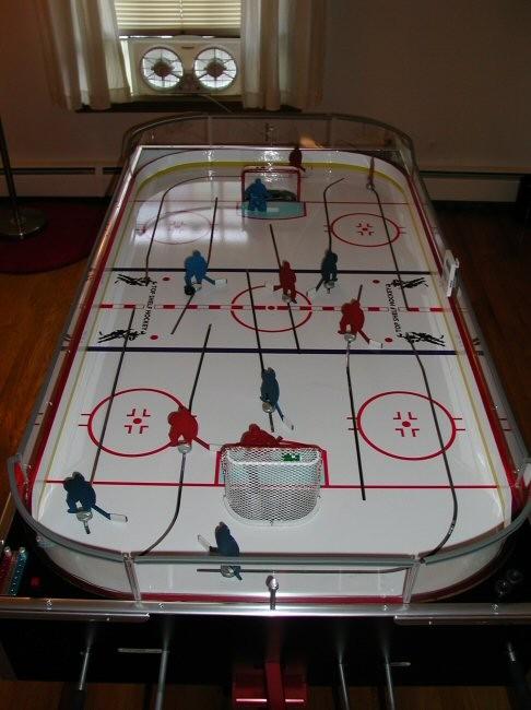 Table Hockey Heaven