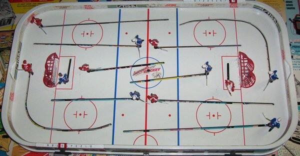 Table Hockey Heaven - Photos - Games - Stiga - Eric Lindros ...