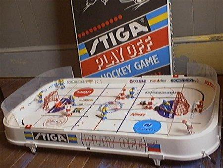 Table Hockey Heaven - Photos - Games - Stiga - PlayOff - Russian ...